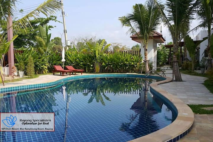 Luxury holiday home in VIP Chain Resort Rayong
