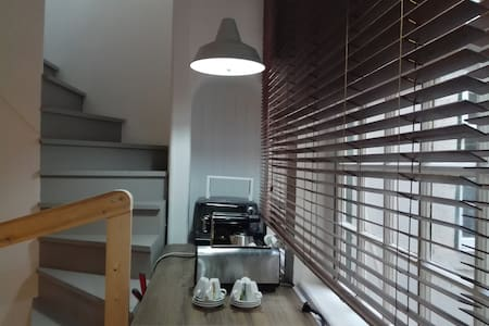 Loft Chiado work or relax in Lisbon - city centre