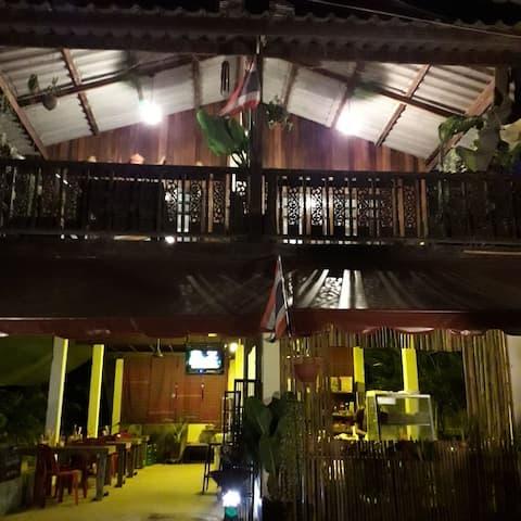 Traditional Thai Style Farmhouse