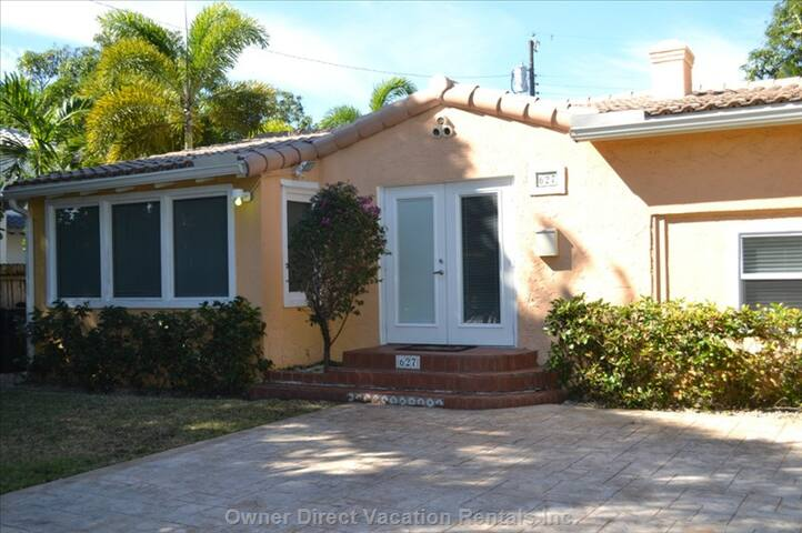 Victoria Park Home Close to Beach! - Fort Lauderdale - Ev