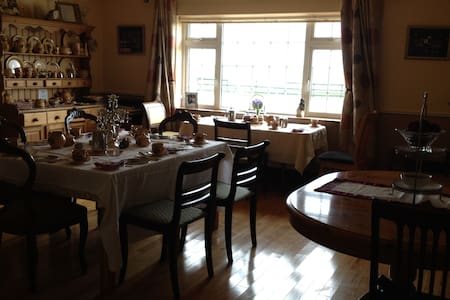 Nice, clean country bed & breakfast - Templemore - Bed & Breakfast