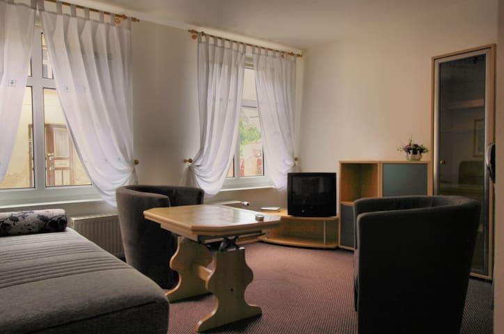 Wohnung 26m² in ruhiger Lage Bützow - Bützow - Appartement