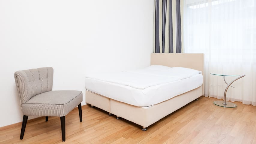 Swiss Star Longstreet - Double Room