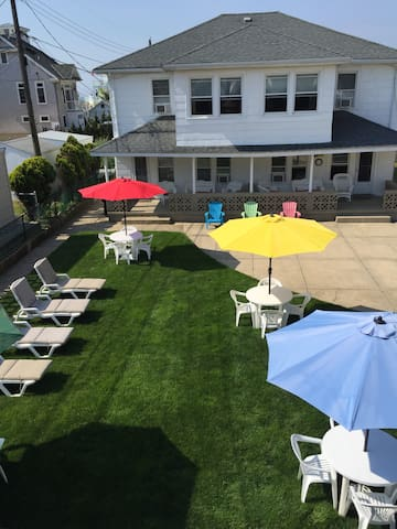 AWESOME 2br. APT STEPS FROM OCEAN - Belmar - Apartment