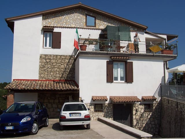 Vacanze relax in Campania - Montefredane - AV - Appartement