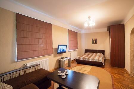 Rent apartments, Studio - Lakás