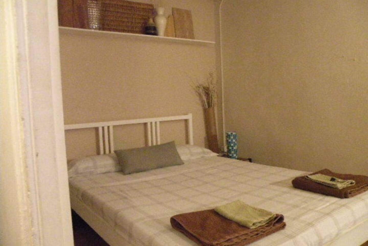 Cozy room double boheme