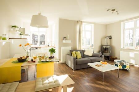 """Wohnung """"Löwenzahn"""" im Gutshaus - Apartment"""