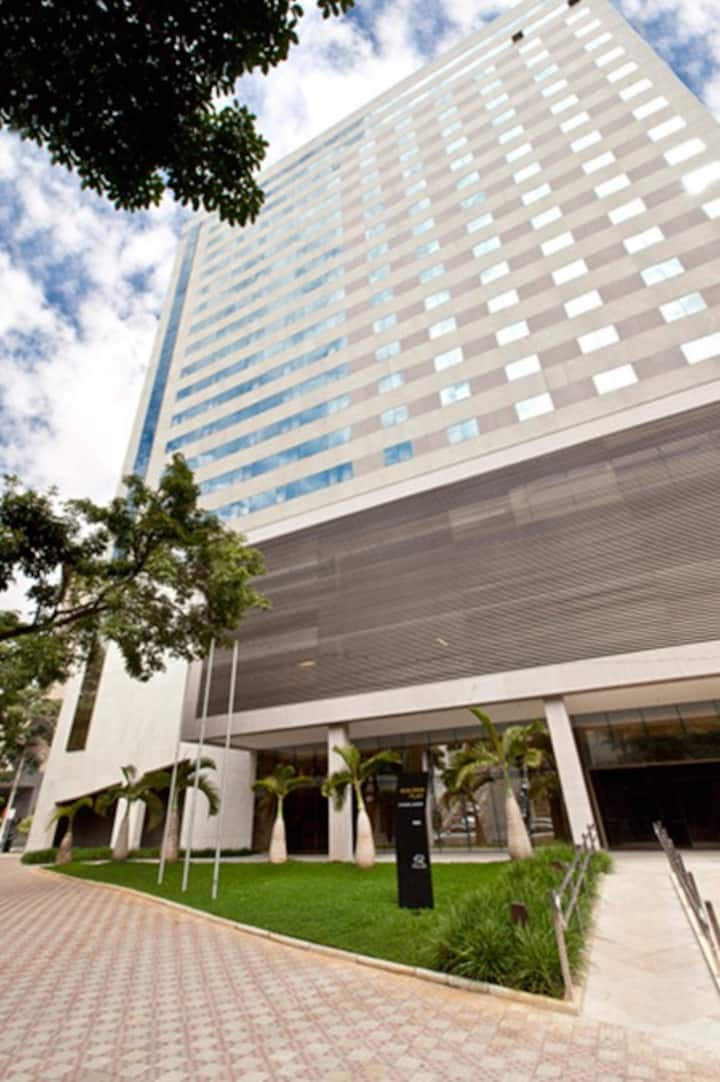 Apartment at the Hilton Hotel Belo Horizonte