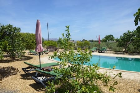 1 bedroom, Peaceful, Pool, Large Garden, WiFi. - Vera - Appartement