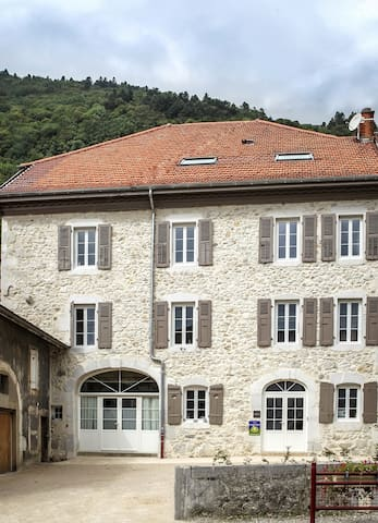 Belle maison proche  de Genève - Collonges - House