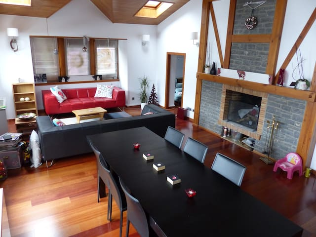5 Bedroom House 300m2 La Massana - 5 Mins Ski Area - La Massana - Talo