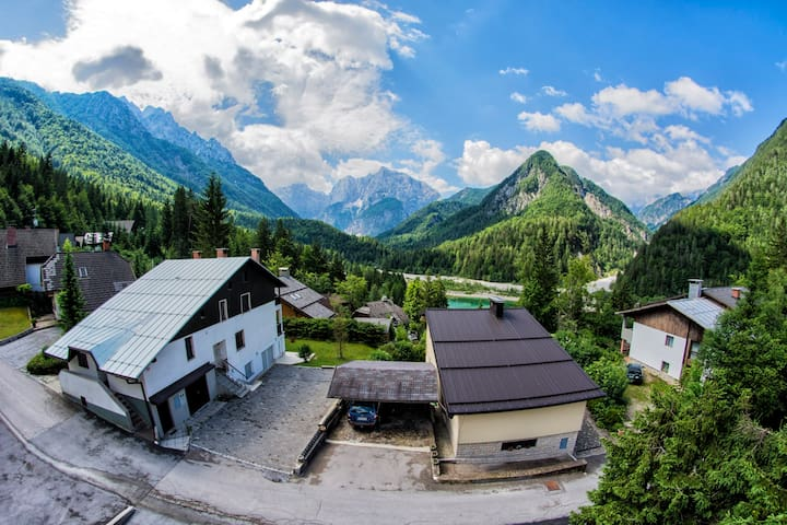 A million dollar VIEW - 克拉尼斯卡戈拉(Kranjska Gora) - 公寓