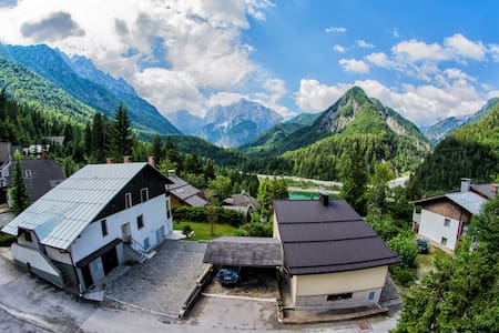A million dollar VIEW - Kranjska Gora - Apartamento