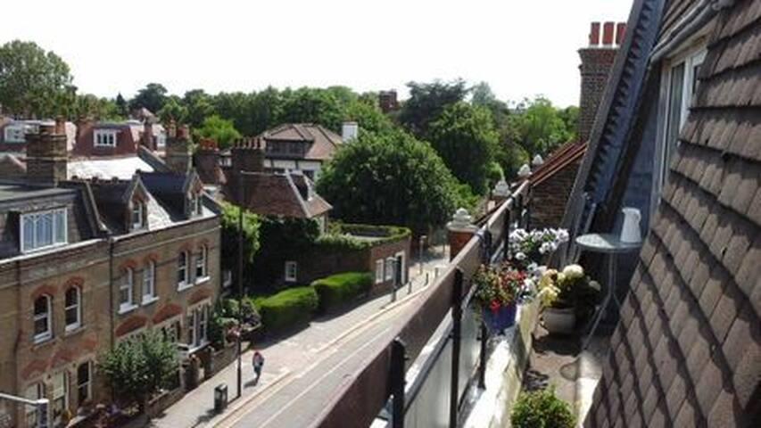 Lovely Wimbledon Village flat