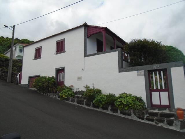 Casa das Pedras Altas, Ribeiras, Lajes do Pico - Lajes Do Pico
