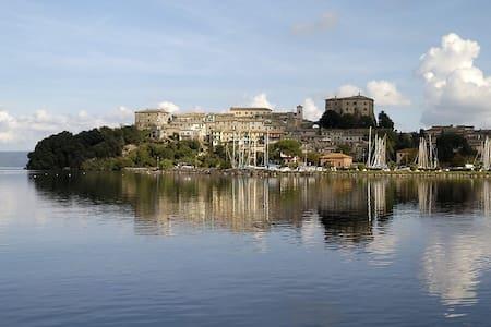 Wonderful flat  Bolsena's lake - Capodimonte