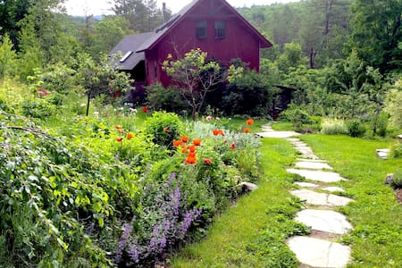 Mountainside Retreat 2 Solheim Farm, single BR - Norwich - Casa