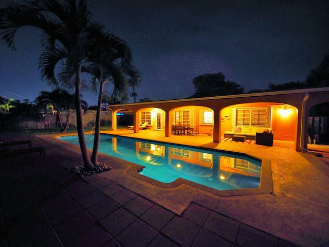 Anchor House right by the Beach! - Fort Lauderdale - House