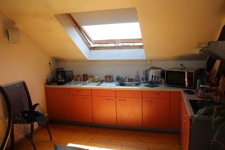 loft 70 m2 - Belfort - Loft
