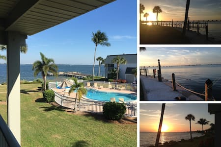 Waterfront at Mariner Pointe - Sanibel - Wohnung