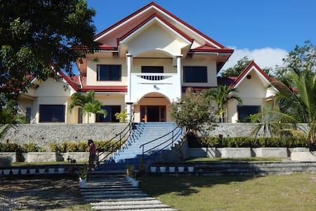 Villa with ocean view - Enrique Villanueva - House