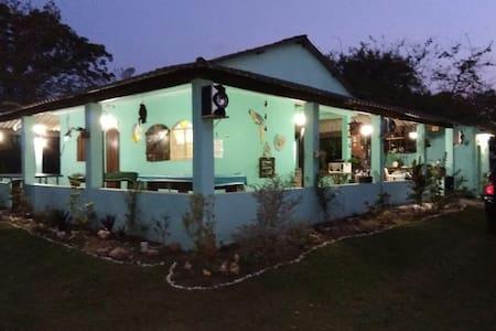 Aluguel de sítio com hospedagem Nova Iguaçu