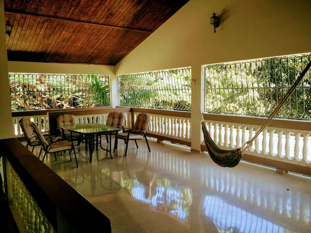 Quiet house in the Rainforest - Río Grande - House