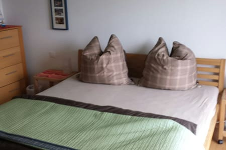 Loft room with own bathroom - Oberwil - Wohnung