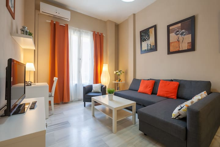NUEVO APARTAMENT TRIANA CENTRO WIFI   VFT/SE/00147 - Sevilla - Appartement
