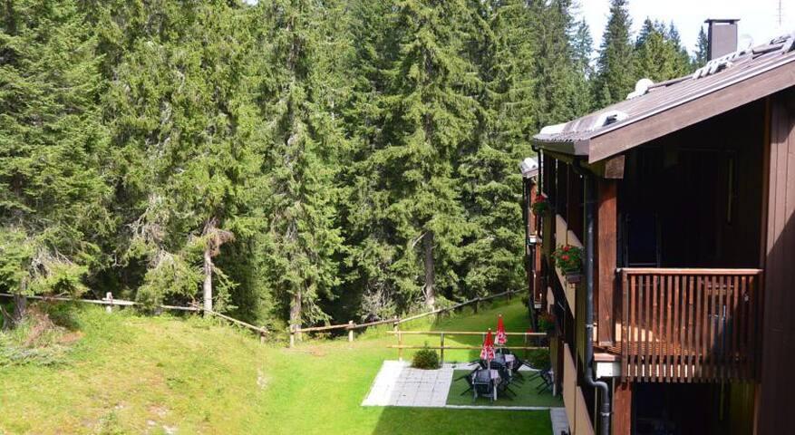Immergiti nel Relax tra le Dolomiti - Campo Carlo Magno - Квартира