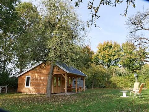 Casa de campo en un antiguo huerto cerca de Giethoorn