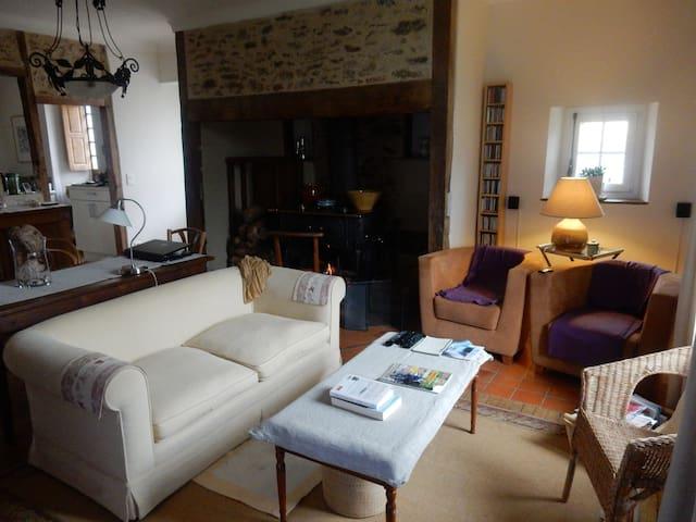 2 chambres doubles louées séparément - Bagnac-sur-Célé - Bed & Breakfast