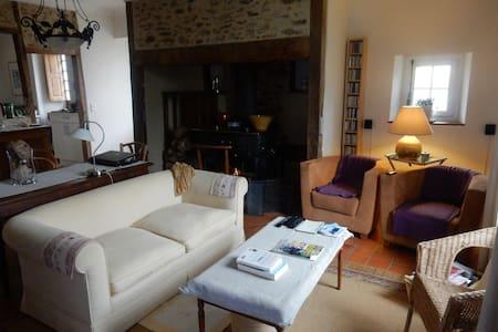 2 chambres doubles louées séparément - Bagnac-sur-Célé