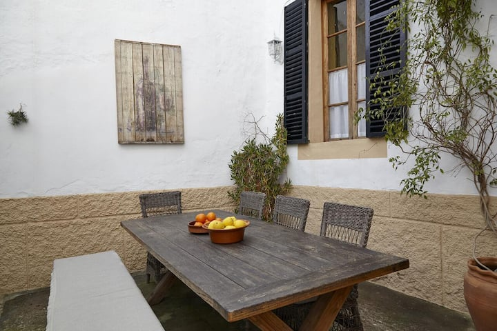 Magnífica casa mallorquina en Alaró