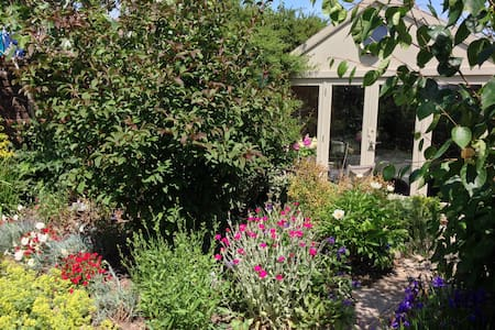 Private Garden Studio in calm oasis - Gosport - Outro