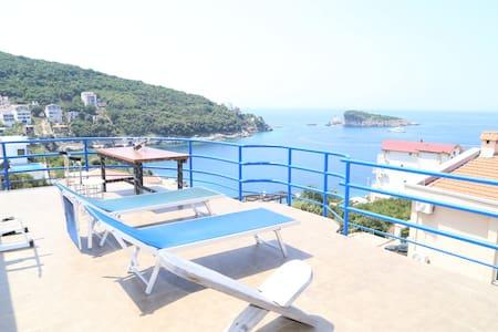 Apartment Amazing Sea View Utjeha - Utjeha-Bušat - Apartament
