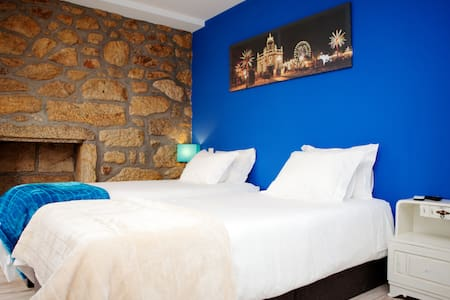 Bway Guest House - Estúdio T0 - Barcelos/Braga - Bed & Breakfast