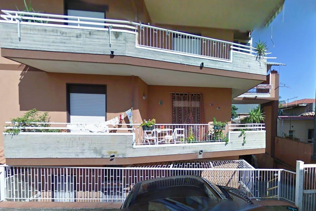 balcone terrazzo