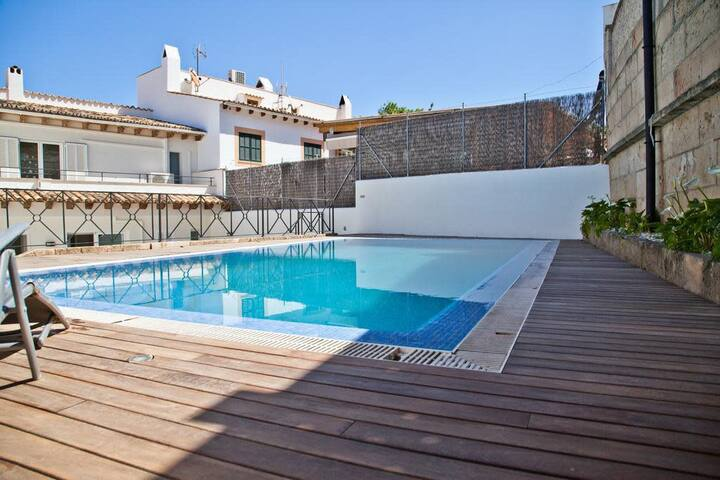 CHIC Villa Port Andratx 2 with PRIVATE salty-water POOL, TERRACE & GARDEN