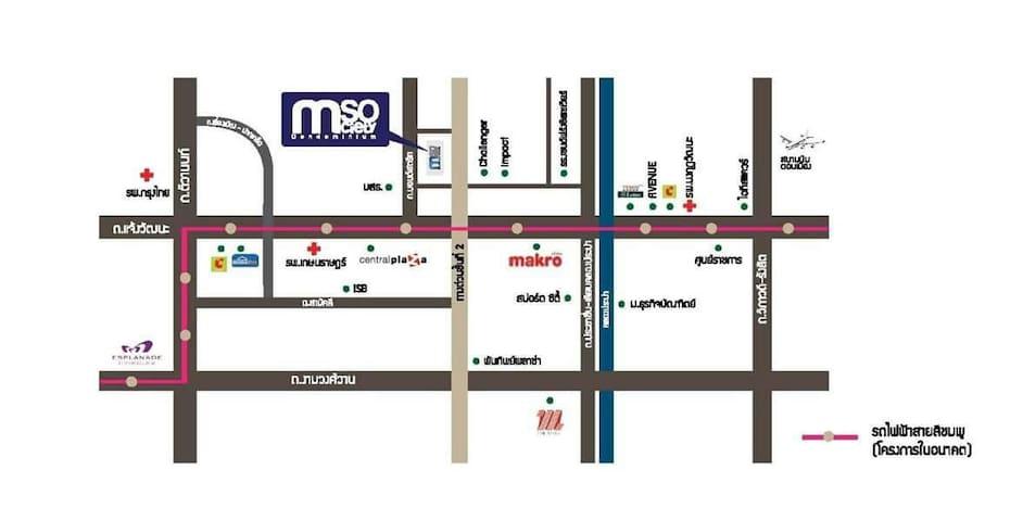 MJ Condominium - Pak kret - Apartmen