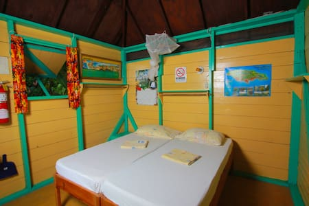 room 1 (used as single or double occupancy) in Zion Country