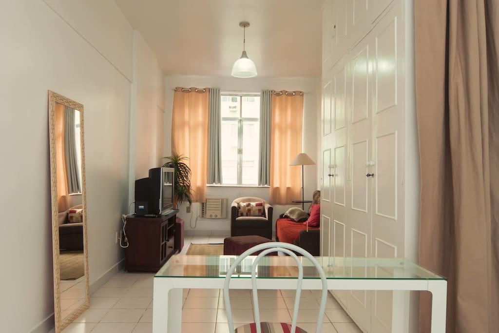 Apartamento tipo loft em copacabana apartments for rent - Apartamento tipo loft ...