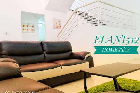 Elani512 Homestay, spacious and comfortable