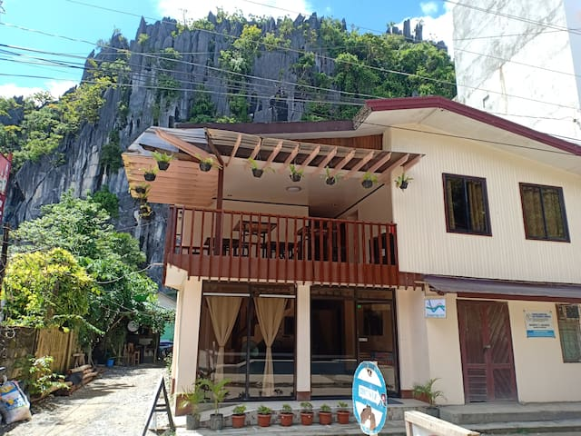 Gregorias inn El Nido STD-Twin