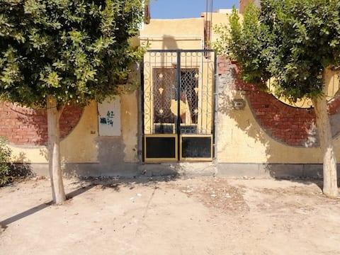 Eigen woning met eigen entree, Sadat stad