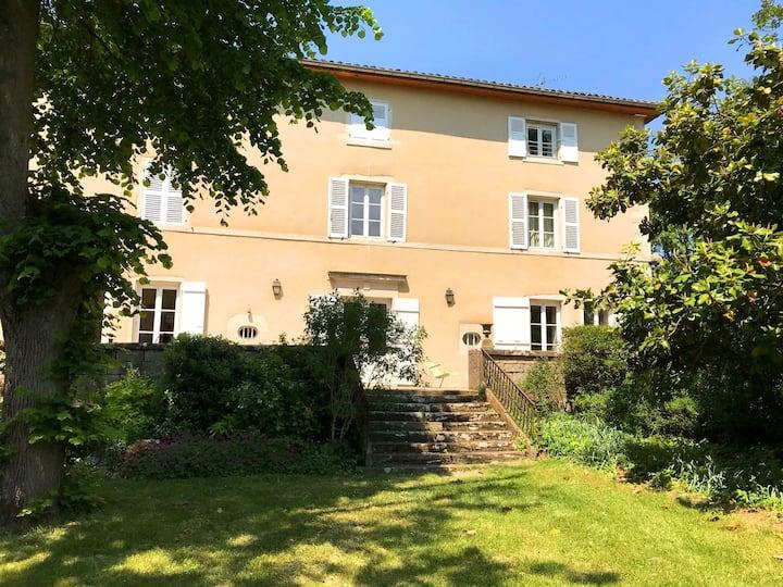 Mansion in Tournus