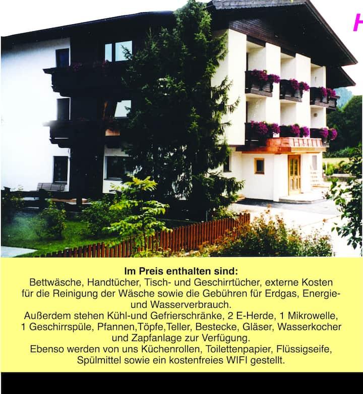 ehemaliges Hotel für Gruppen bis 38 Personen