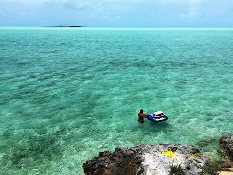 Amazing Views as seen on HGTV's Bahamas Life