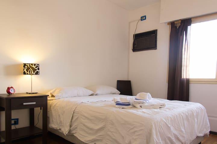 Room in civic district. Private bathroom. - Mendoza - Huoneisto